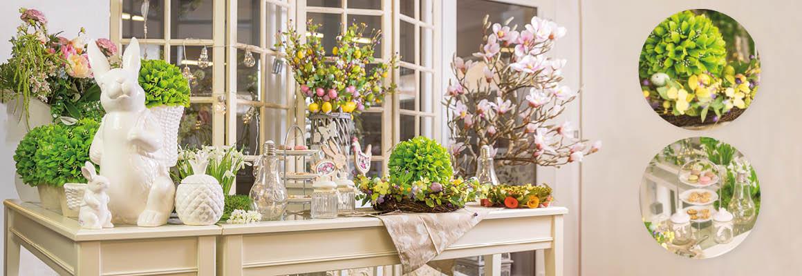 Hausmesse Ostern & Frühling