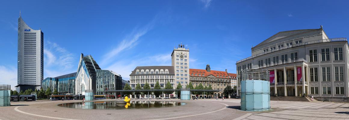 Leipzig neu
